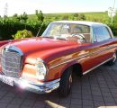 MERCEDES 220 SEB Coupe